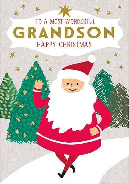 Grandson Santa AFRX127