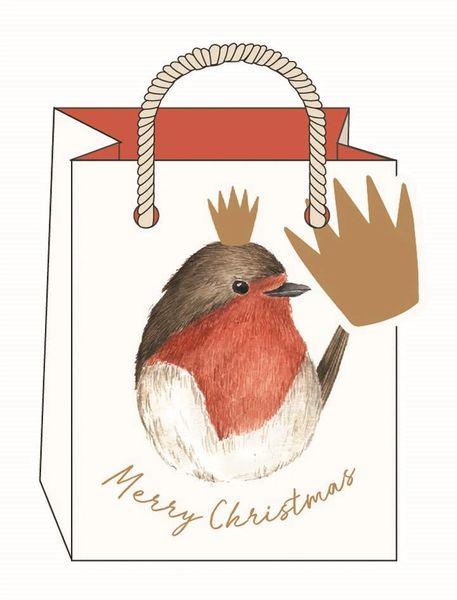 Robin Gift Bag - Small