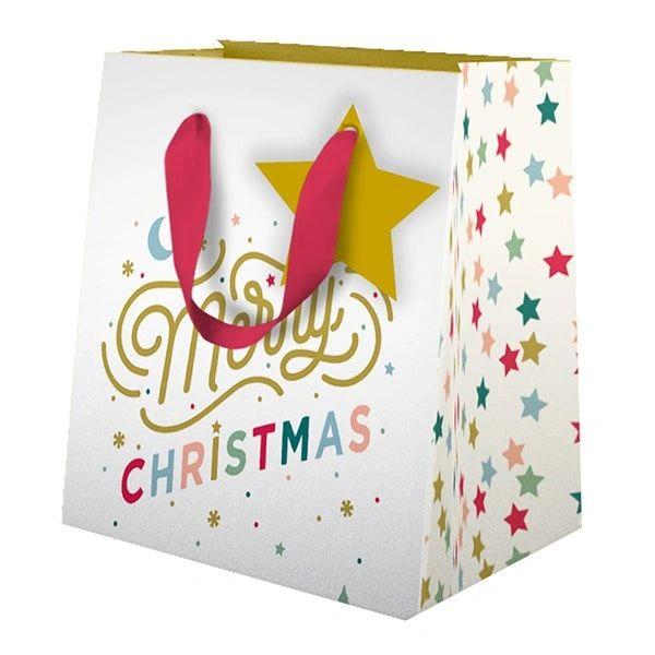 Merry Christmas Gift Bag - Small