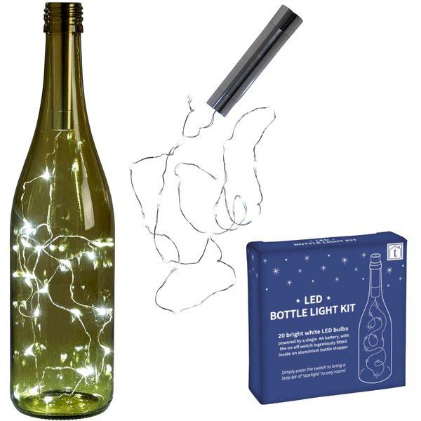 Original White Bottle Light Kit