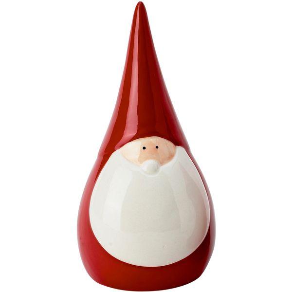 Large ceramic Santa