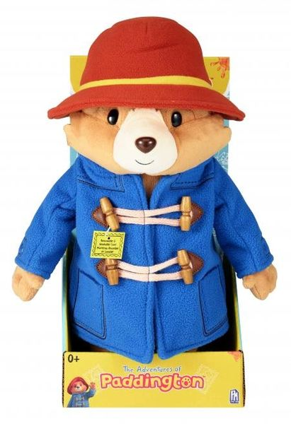 Paddington Deluxe Plush