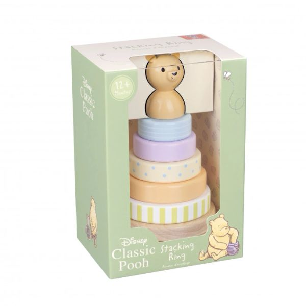 Classic Pooh Stacking Ring