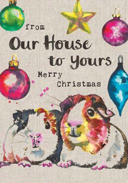 From Our House to Yours - Merry Christmas - CH82