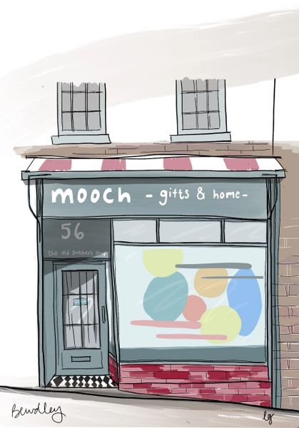 VIP Private Christmas Shopping HOUR - mooch BEWDLEY - select slot