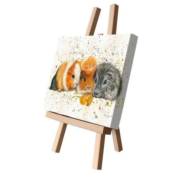 Snap, Crackle & Pop Cutie Canvas