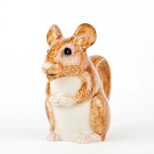 Wood Mouse Small Jug by Quail Ceramics