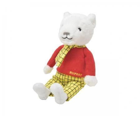 Rupert Standing Soft Toy