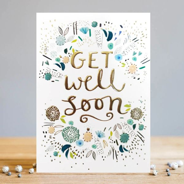 Get Well Soon WW008