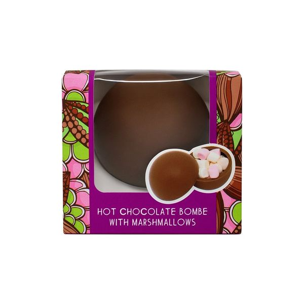 HOT CHOCOLATE BOMBE IN A BOX (SINGLE)