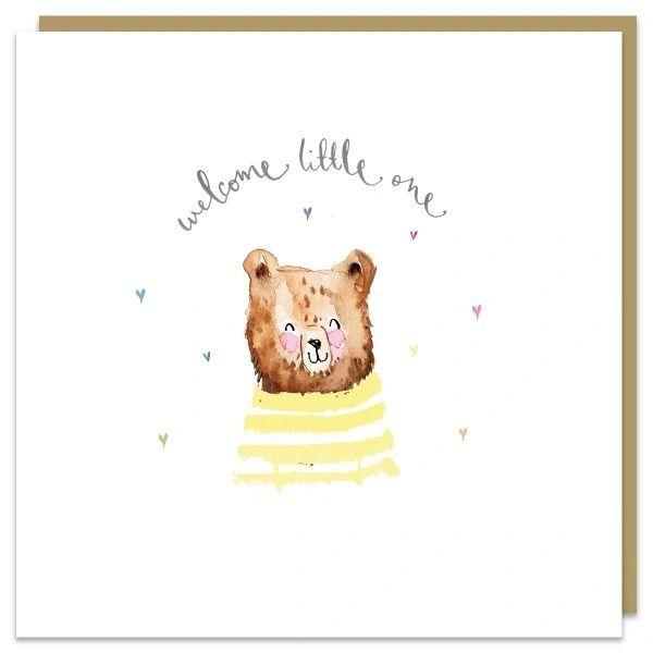 New Baby Bear lc04