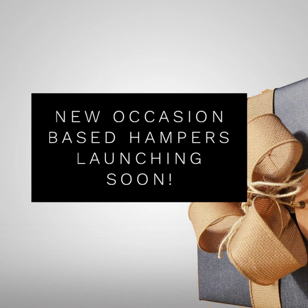 NEW HAMPERS LAUNCHING SOON!