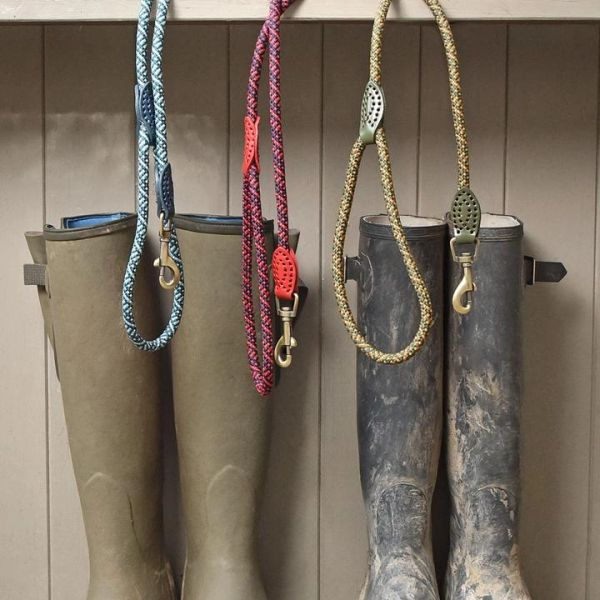 Rope Leads from Sophie Allport - choose colour