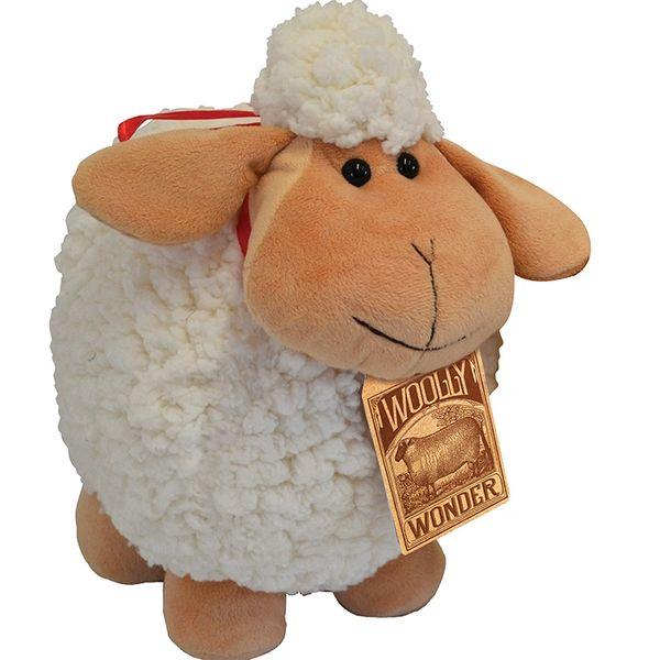 Woolly Wonders Cuddly Sheep