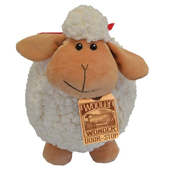 Woolly Wonder Doorstop