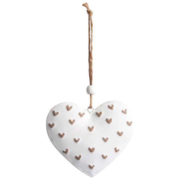 Padua hanging heart decoration