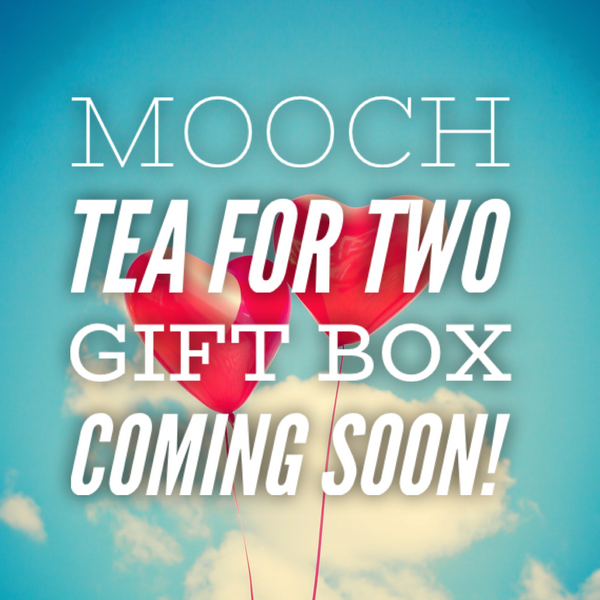 New Gift Boxes - Launching soon - Tea for Two