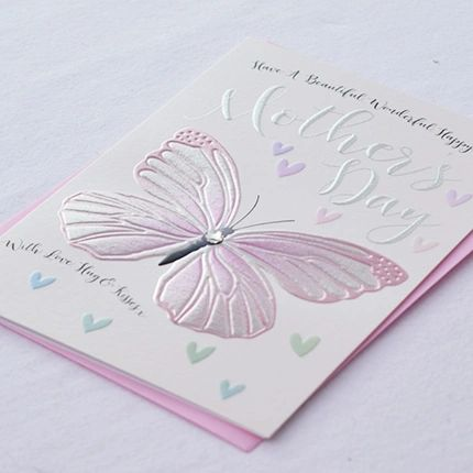 MOTHERS DAY BUTTERFLY SDM11