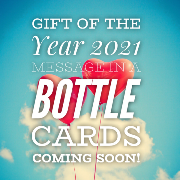 Message in Bottle Cards - Coming Soon!