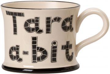 Tara a-bit Mug by Moorland Pottery