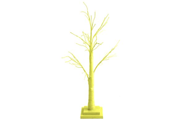 Yellow Easter Twig Tree - 70cm