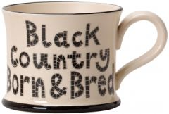 Black Country Born & Bred by Moorland Pottery