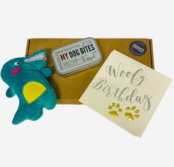 Woofy Birthday Letterbox