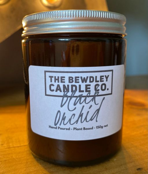Black Orchid Candle 150g net