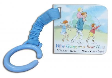 We're Going on a Bear Hunt Buggy Book