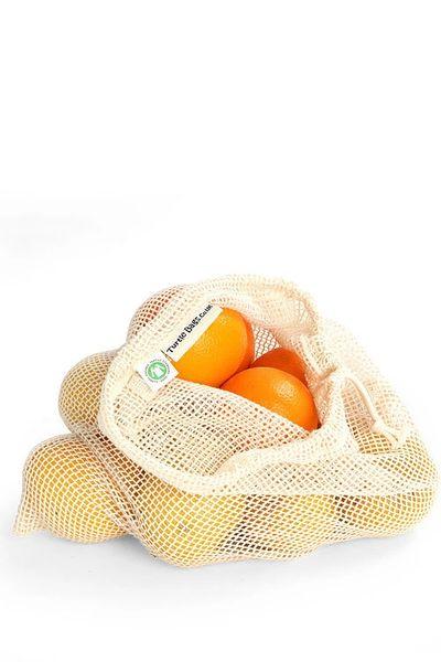 Large Organic Net Grocery Bag