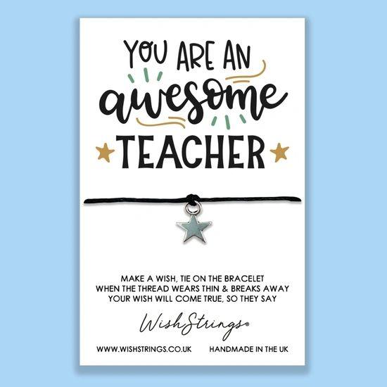 Awesome Teacher - WishStrings