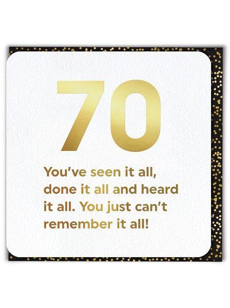 70 seen it all QU041