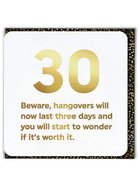 30 Beware QU037
