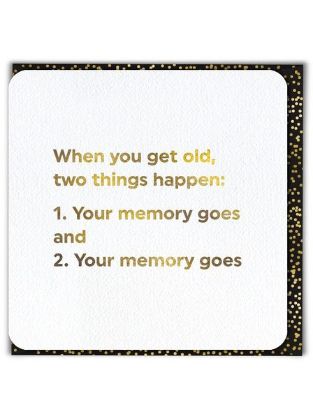When you get old.. qu014