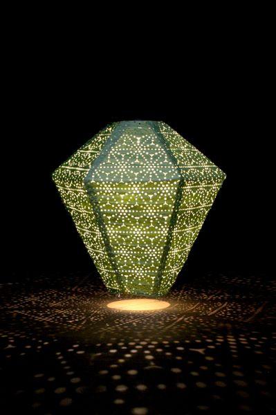 PRE ORDER - Solar Lantern Diamond - DUE MID AUGUST