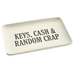 Keys, Cash & random Crap Tray