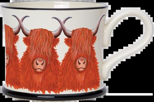 Highland Cow Mug by Moorland