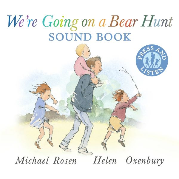 We're Going on a Bear Hunt Sound Board Book