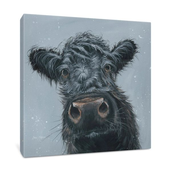 CLICK & COLLECT ONLY - Madge Box Canvas 65cm x 65cm