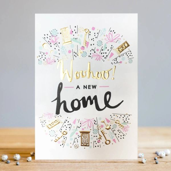 New Home Card tw014