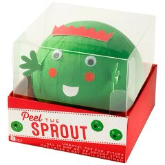 Peel the Sprout - Pass the Parcel