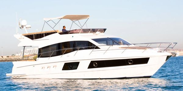 Yachts rentals in Dubai with Go fishing Tours Yachts and boats rentals.