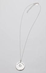 YANA Necklace w/ Two-Sided YANA Pendant