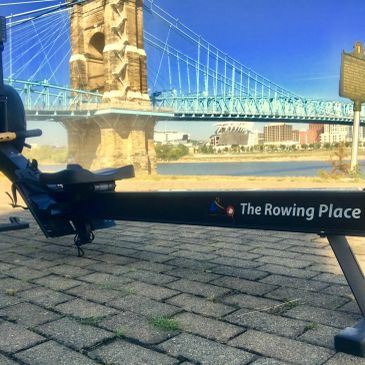 The total body workout on a rowing machine. Cincinnati group class