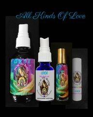 Flower Power Packages: All Kinds of Love