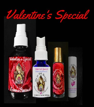 Flower Power Package: Valentine's Special