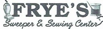 Frye's Sweeper & Sewing Center central home vacuumns