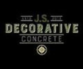 JS decorative concrete home