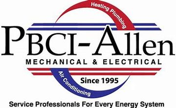 PBCI Allen mechanical electrical home hvac
