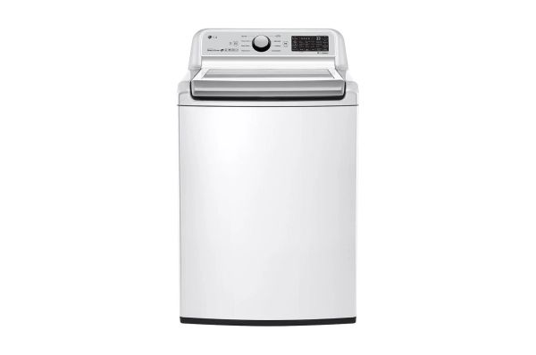 Lg Wt7300cw Top Load Washer With Turbowash3d 5 0 Cu Ft